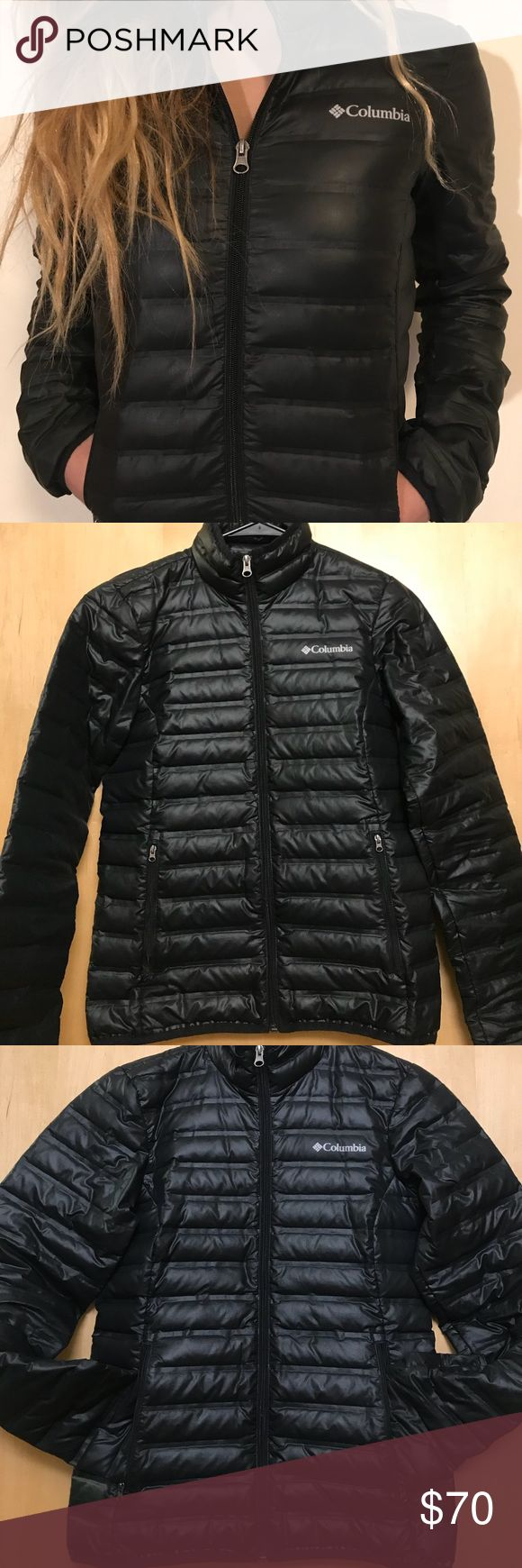 Columbia Women's Flash Forward Down Jacket lightly used great condition  lightweight, great for layering  all zippers intact Columbia Jackets & Coats Puffers