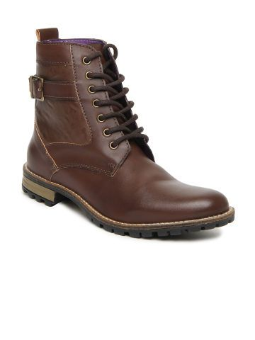 Buy Knotty Derby Men Brown Diggory Derby Boots - Casual Shoes for Men from Knotty  Derby at Rs.