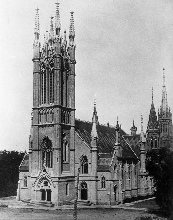 Metropolitan Methodist (United) Church, Queen St. E., Toronto Photo 1873