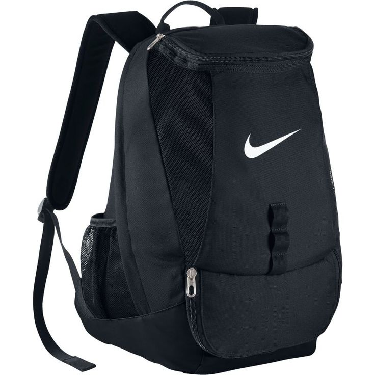 Nike Club Team Swoosh Soccer Backpack, Black