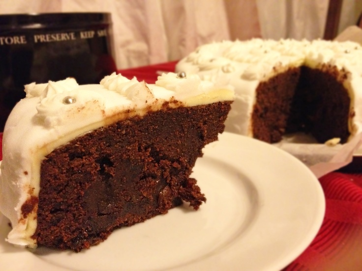 Whittakers & Whiskey Cake at timeforalittlesomething.com