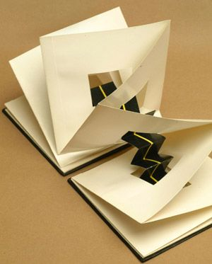 Exploring and Creating Artists' Books: November 2007