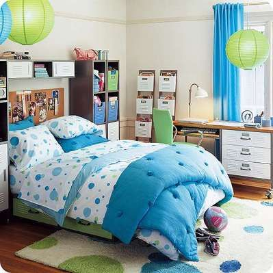 Polka Dot Rug Pottery Barn Teen And Teen Rooms On Pinterest