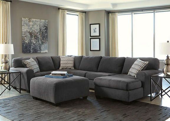 Affordable Get Your Sorenton Slate Pc Laf Sofa Sectional At Price Busters Furniture  Baltimore Md Furniture Store With Discount Furniture Stores In Baltimore ...