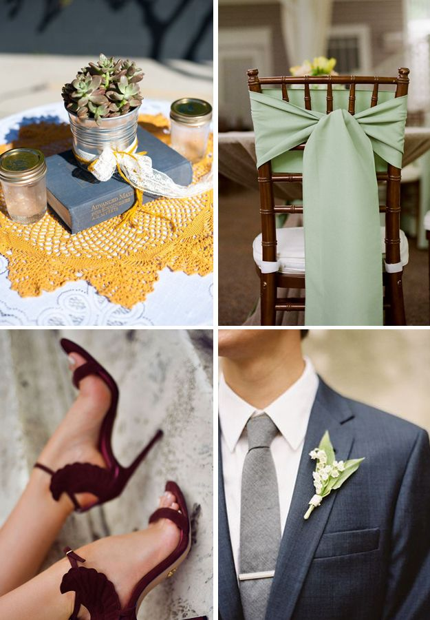 Bridal Style: Pantone's Fall 2015 Fashion Report | Lucky in Love Wedding Blog