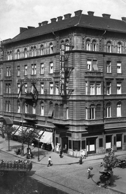 """Képtalálat a következőre: """"budapest régen eötvös utca"""""""