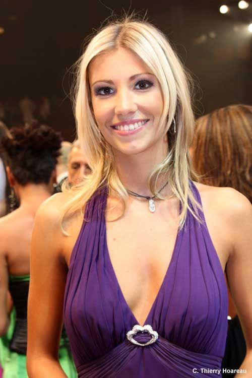 Alexandra Rosenfeld ~ Miss France 2006 & Miss Europe 2006