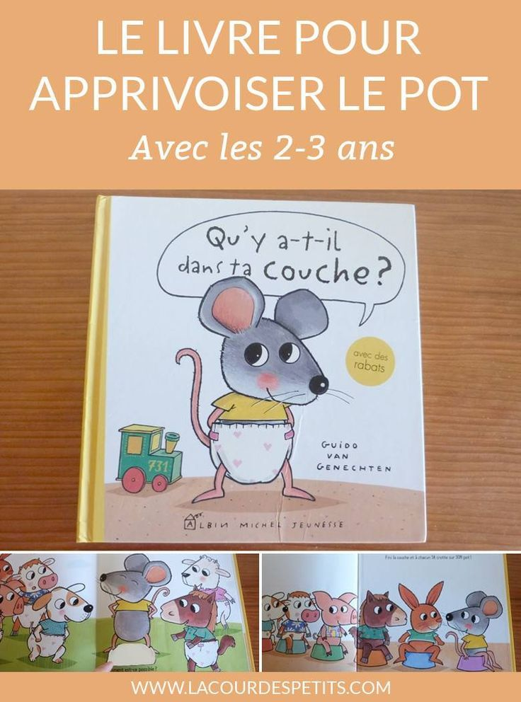What's in your diaper? – A book to help baby go on the pot