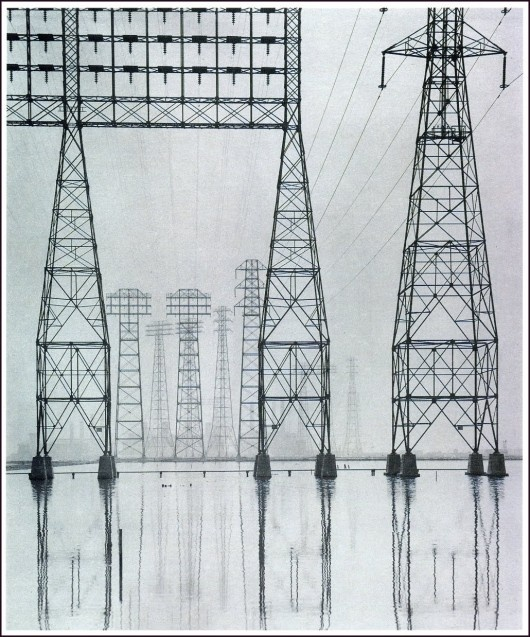 Power grid by Will Connell