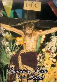 Cristo de la Salud en Altea la Vella.