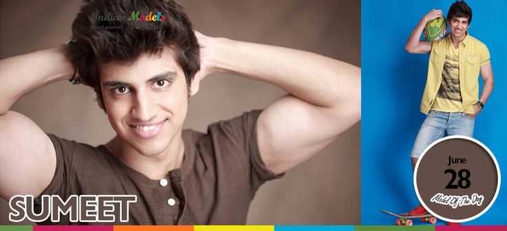 Model of the day SUMEET  www.indianmodelsclub.com