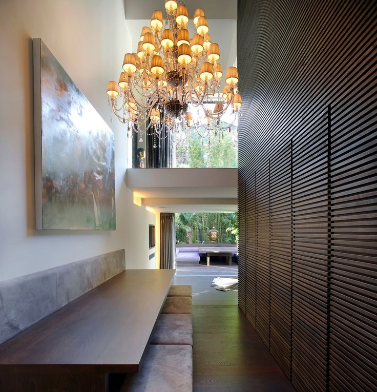Inject Warmth Into Your Home With Reclaimed Wood Wall: 1000+ Ideas About Wood Slat Wall On Pinterest