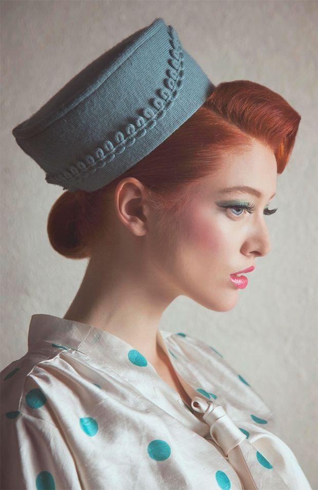 vintage styling inspiration