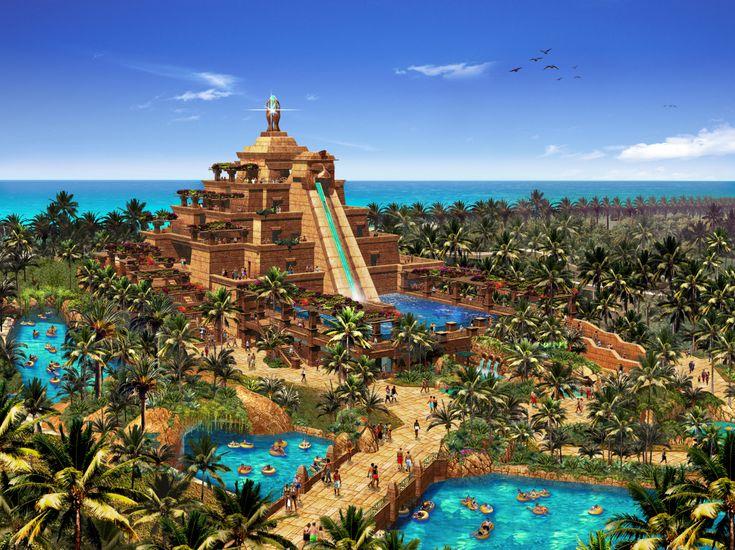 Atlantis Underwater Hotel In Dubai | Why Hotel Atlantis Dubai is My Favorite Between Arab Hotels?