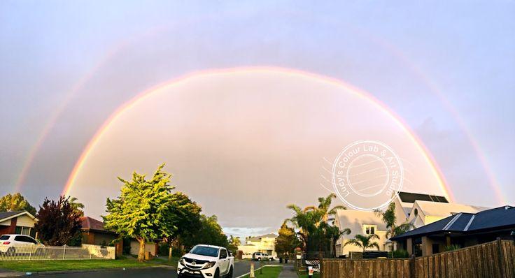 Double Rainbows 🌈🌈