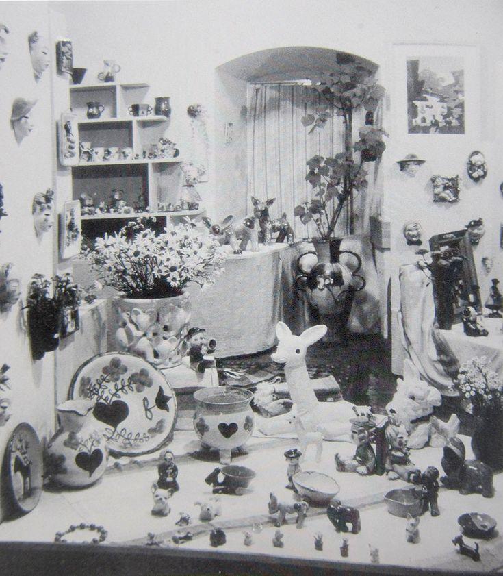 Walter Bosse Original Shop Window