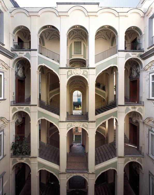 Palazzo dello Spagnolo, Napoli