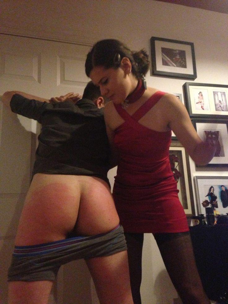 Each i other spank wife can't teach