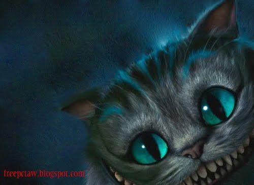how to draw a tim burton cheshire cat