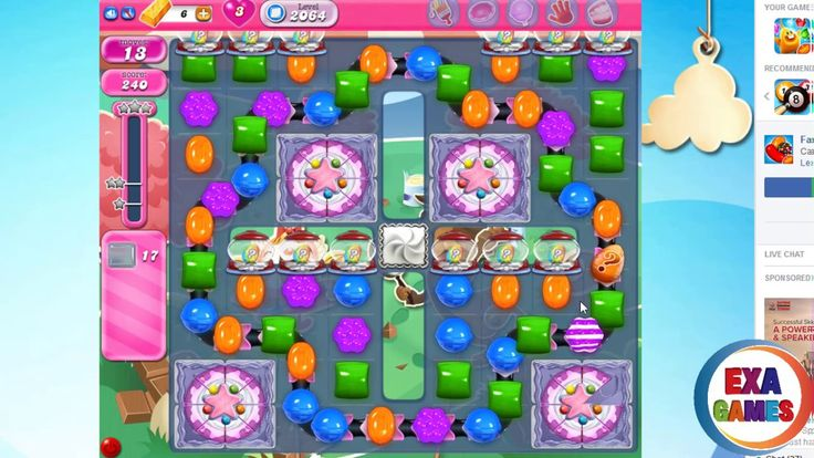 Candy Crash Saga | Level 2064 compleate by 12 moves