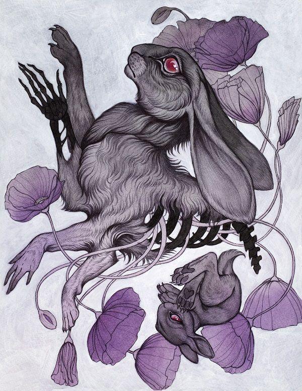 Caitlin Hackett #art #illustration