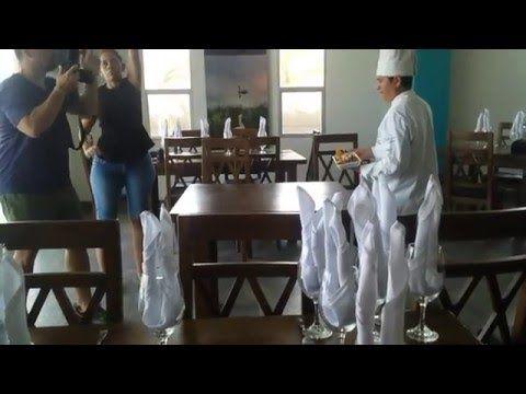Sesión fotográfica de platillos HOTEL EL CISNE B/QUILLA - CHEF JESÚS KING - YouTube
