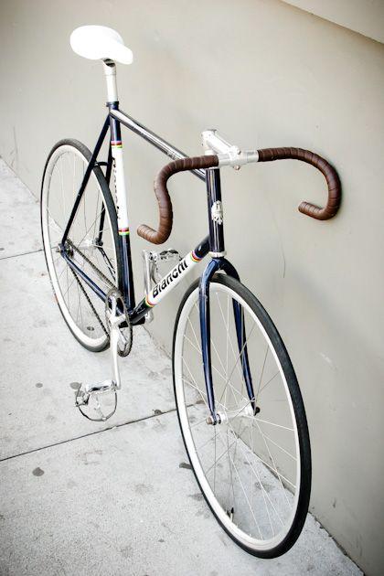 BIANCHI PISTA 61cm Fixed Gear