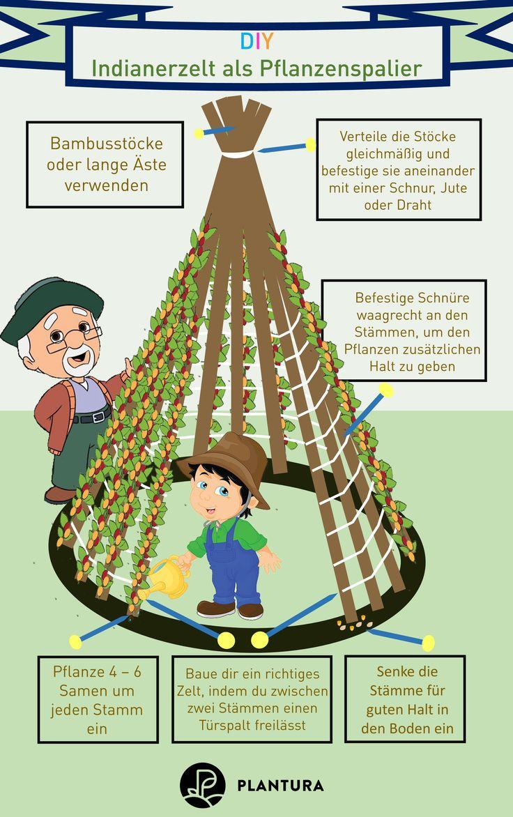 Vertikaler Garten: Gärten bis in luftige Höhen anlegen
