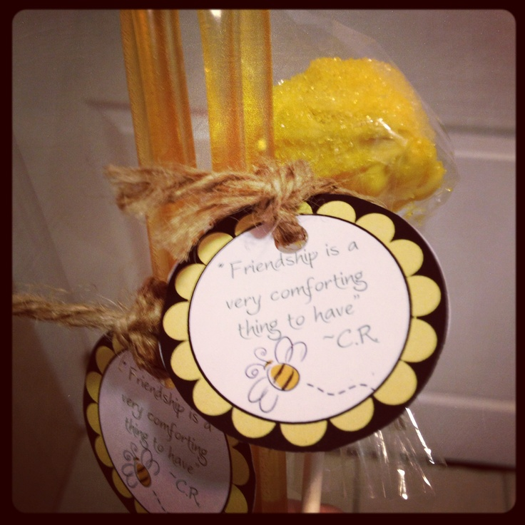rosh hashanah honey jar craft