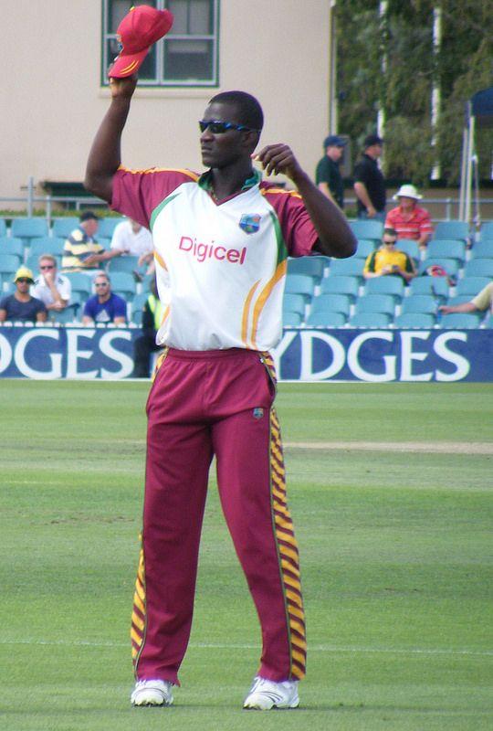 Darren Sammy-West Indies