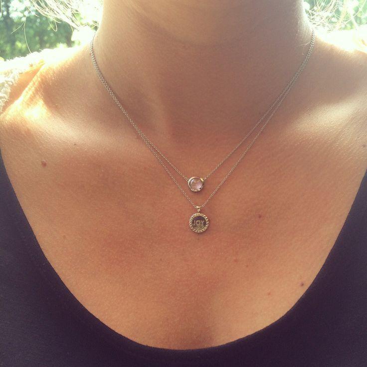 Joy de la Luz Layered Necklaces