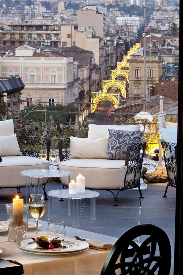 Etnea Roof - Catania - Sicilia