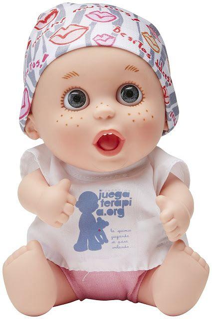 Global Ideas AVR: Juegaterapia - Muñeco Baby Shakira (Berjuán 0150)