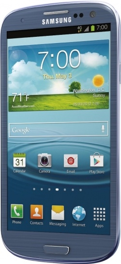They say ... SamsungGALAXY S III grabs you just looking at it.  Is that it has many small details that come to seduce.  It's for you! It is designed...