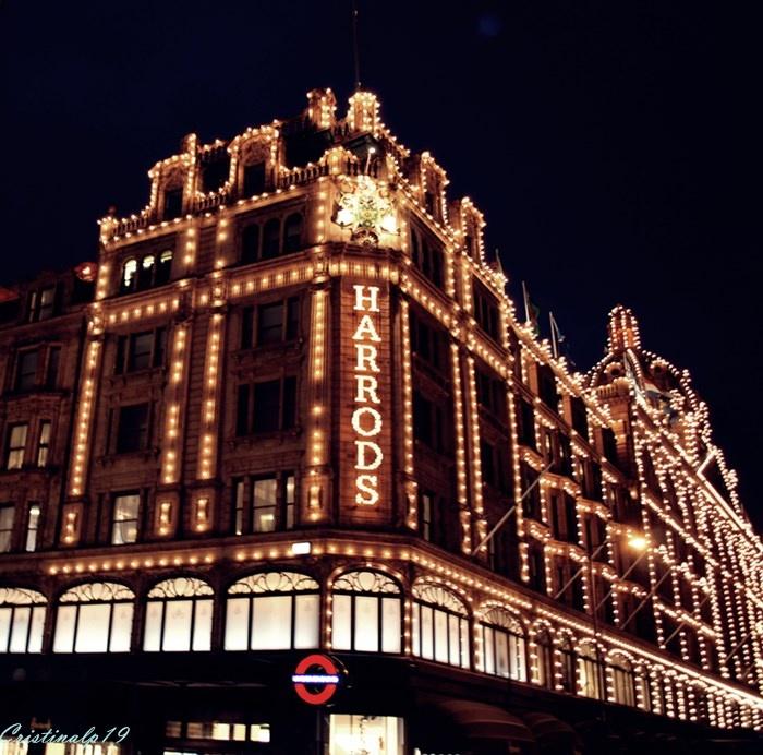 #Londres #London #Travel #Viaje #Harrods