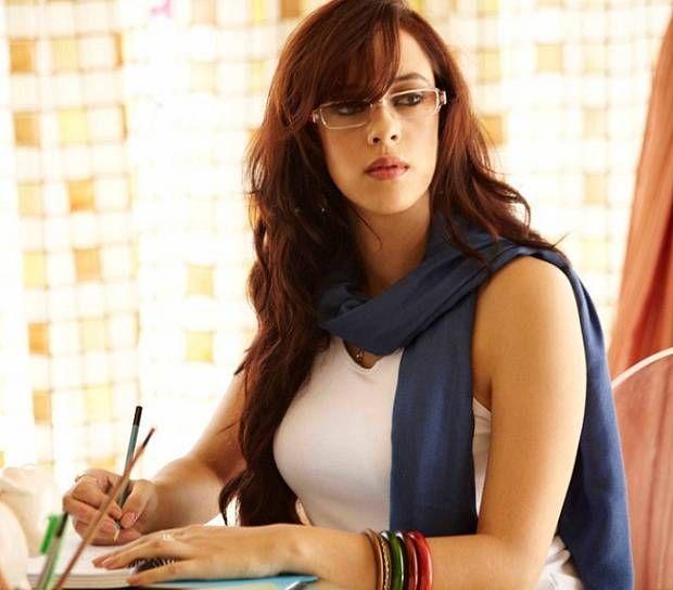 British Indian Actress Hazel Keech