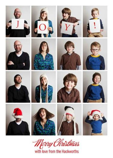 cool idea for a holiday photo.
