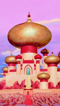 Aladdin Princess Jasmine Disney Palace Whatsapp Wallpaper Movie Disn