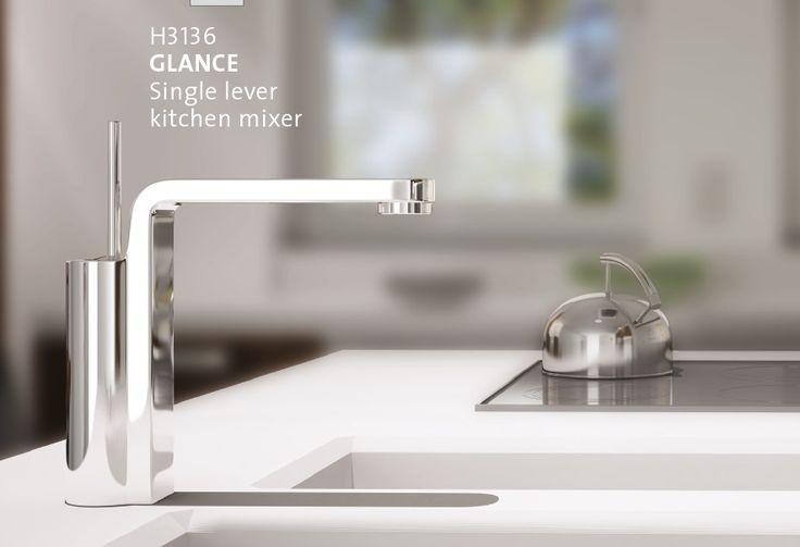Смесители и душевые системы Jado: Кухонные смесители #hogart_art #interiordesign #design #apartment #house #bathroom #bathtub #JADO #faucet