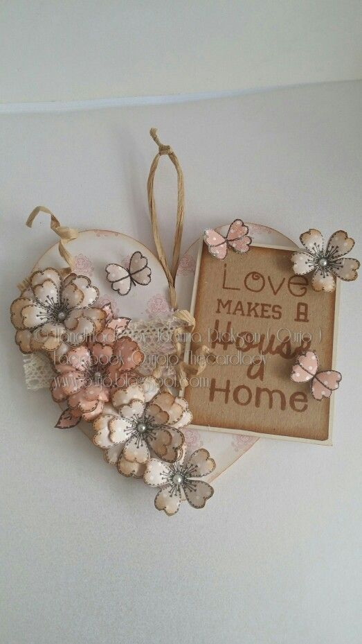25 best ideas about wooden plaques on pinterest button for Wood plaques for crafts