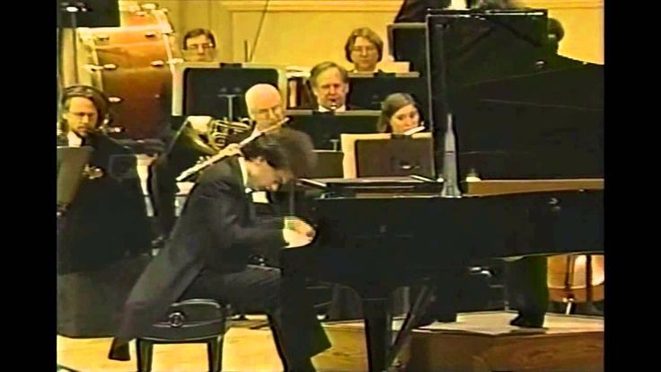 For a LOT more HIGHBROW there is ... Tchaikovsky: Piano Concerto No.1 - Evgeny Kissin - Seiji Ozawa 1995