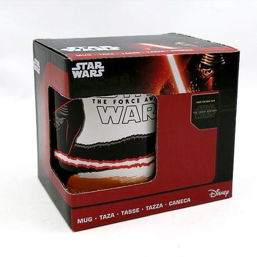 Star Wars VII. bögre I Ajándék most webáruház