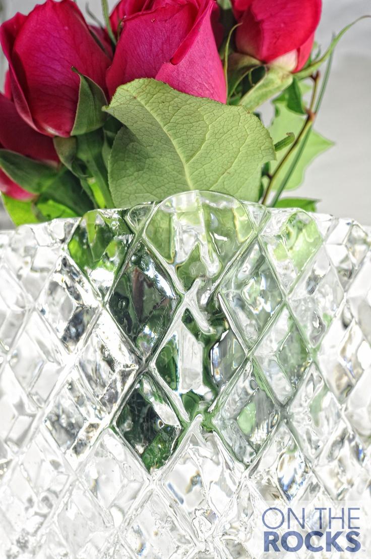 Ice Sculpture #Ice #Vase