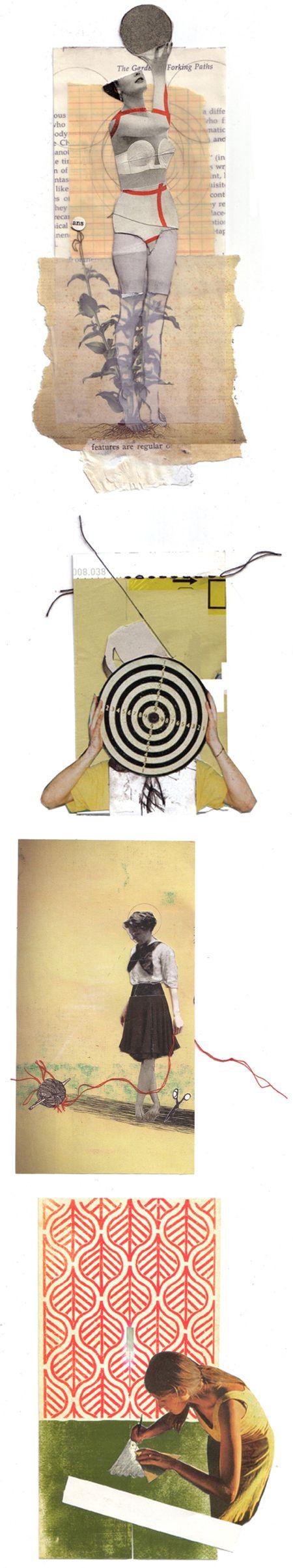 Lillianna Pereira: Mixedmedia, Pattern, Collage Ideas, Awesome, Art Ideas, Pereira Collage, Art Collage