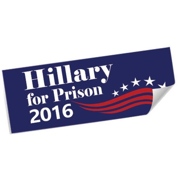 Anti-trump f trump Bumper vinyl Sticker Trump President hillary clionton donald