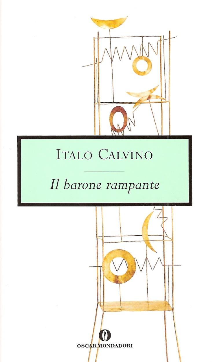 Il barone rampante - Italo Calvino El barón rampante