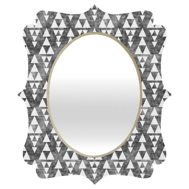 Stacked Quatrefoil Mirror : Target