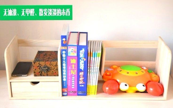 Alibaba Group | DIY Ahşap saklama Pratik ahşap kitaplık Kurutma Aliexpress.com üzerinde Ev ve Bahçe Depolama Tutucular & Raflar -in Ücretsiz nakliye dayanaklar