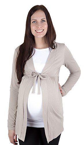 #Mija  #Damen #Umstands #Strickjacke / #Bolero #7105 #(S / #M, #Beige) Mija - Damen Umstands Strickjacke / Bolero 7105 (S / M, Beige), , Der diskrete und bequeme Zugang erleichtert das Stillen, Lassen viel Platz für den Babybauch, , ,
