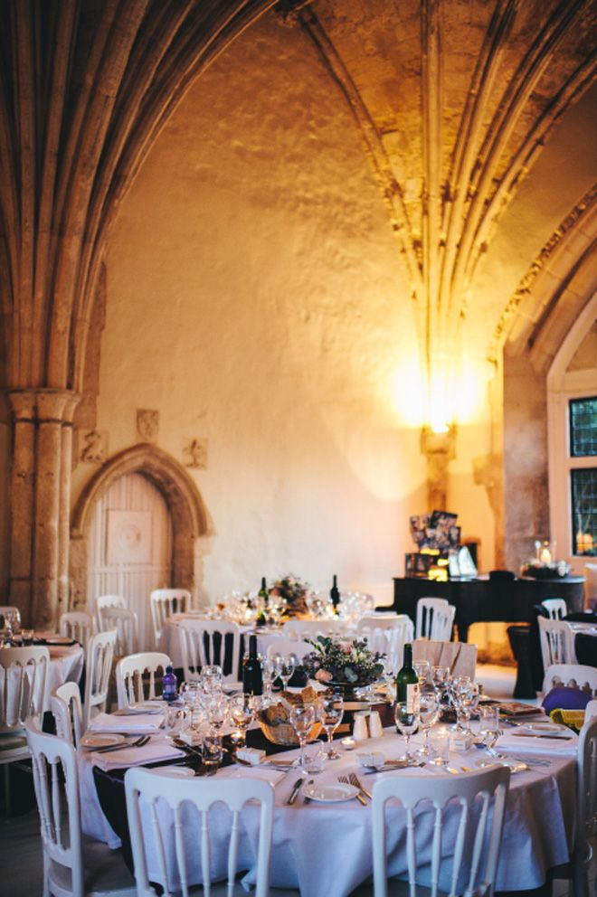 Butley Priory, quirky wedding venue in Suffolk